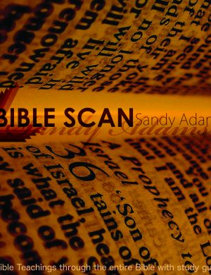 Bible Scan CD Cover